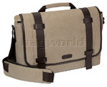 "Targus City Fusion 15.6"" Laptop and iPad Messenger Bag Tan BM064"