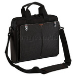 "Targus Classic+ 14.1"" Laptop and Tablet Toploading Briefcase Black CN514"