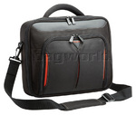 "Targus Classic+ 12.1"" Laptop Clamshell Briefcase Black CN412"