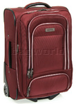 Kenneth Cole Reaction Small/Cabin 53cm Softside Suitcase Burgundy 70640