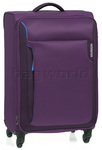 American Tourister Applite Medium 71cm Softside Suitcase Purple 2R002