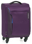 American Tourister Applite Small/Cabin 55cm Softside Suitcase Purple 2R001