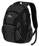High Sierra Composite Backpack Charcoal 54221