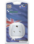 GO Travel South African Visitor Adaptor Plug GO092 - 2