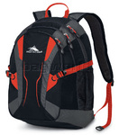 High Sierra Crawler Backpack Black 54321