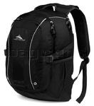 "High Sierra Endeavor 17"" Laptop Backpack Black 55084"