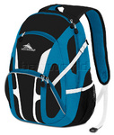 High Sierra Composite Backpack Blue 54221