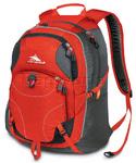 "High Sierra Neuro 15.6"" Laptop Backpack Lava 54917"