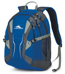 High Sierra Crawler Backpack Blue 54321