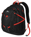 "High Sierra Aggro 17"" Laptop Backpack Black 54526"