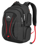 "High Sierra Vex 17"" Laptop Backpack Charcoal 54630"