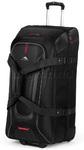 High Sierra AT7 81cm Backpack Wheel Duffel Black 57020
