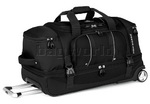 High Sierra Endeavor 71cm Drop-Bottom Wheeled Duffel Black EN303