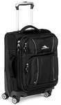 High Sierra Endeavor Small/Cabin 54cm Softside Suitcase Black EN300