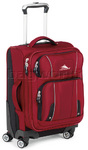 High Sierra Endeavor Small/Cabin 54cm Softside Suitcase Red EN300