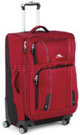 High Sierra Endeavor Large 71cm Softside Suitcase Red EN302