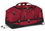 High Sierra Endeavor 87cm Drop-Bottom Wheeled Duffel Red EN304
