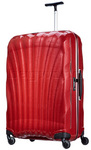 Samsonite Cosmolite FL Extra Large 81cm Hardsided Suitcase Red 53452