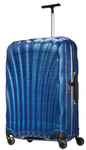 Samsonite Cosmolite FL Large 75cm Hardsided Suitcase Dark Blue 53451