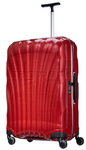 Samsonite Cosmolite FL Large 75cm Hardsided Suitcase Red 53451