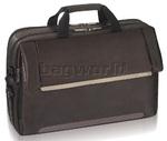 """Solo Studio 17.3"""" Laptop Briefcase Brown VL330"""