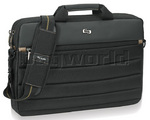 "Solo Pro 15.6"" Laptop Briefcase Black RO146"