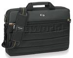 "Solo Pro 15.6"" Laptop Briefcase Black RO146"