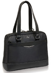 "Solo Executive Ladies 16"" Laptop & Tablet Tote Black XE800"
