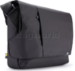 "Case Logic MLM 14.1"" Laptop and iPad Messenger Bag Black LM114"