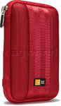 Case Logic QHDC Portable Hard Drive Case Red DC101