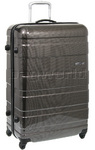 American Tourister HS MV+ Large 79cm Hardside Suitcase Black Checks 31010