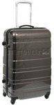 American Tourister HS MV+ Medium 69cm Hardside Suitcase Black Checks 31009