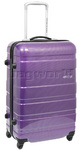 American Tourister HS MV+ Medium 69cm Hardside Suitcase Purple Checks 31009