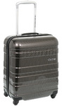 American Tourister HS MV+ Small/Cabin 50cm Hardside Suitcase Black Checks 31001