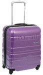 American Tourister HS MV+ Small/Cabin 50cm Hardside Suitcase Purple Checks 31001