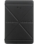 Solo Origami Ultra Slim iPad mini 1 Case and Stand Black RO215  - 2