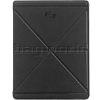 Solo Origami Ultra Slim iPad 2, 3 & 4 Case and Stand Black RO216