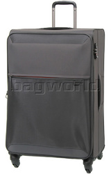 Samsonite 72 Hours Large 78cm Softside Suitcase Platinum Grey 60572
