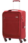 Samsonite B'Lite Xtra Small/Cabin 55cm Softside Suitcase Chilli Red 57161