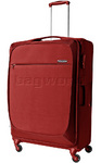 Samsonite B'Lite Xtra Large 77cm Softside Suitcase Chilli Red 57163