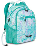 High Sierra Curve Backpack Snake Dye 54107