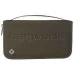 Samsonite Travel Wallet Brown 34023