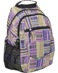 High Sierra Curve Backpack Basketweave 53632