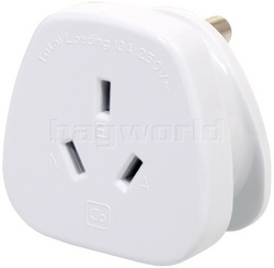 GO Travel Adaptor Indian Adaptor Plug GO240