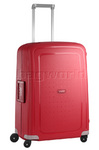 Samsonite S'Cure Medium 69cm Hardsided Suitcase Crimson Red 10001