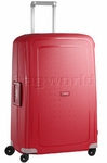 Samsonite S'Cure Large 75cm Hardsided Suitcase Crimson Red 10002