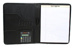 Samsonite Compendium A4 Non Leather Folder Black SC151