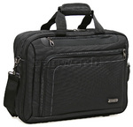 "American Tourister Forceplus 16"" Laptop Briefcase Black 28003"