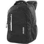 "American Tourister Buzz 15"" Laptop Backpack Black 51391"