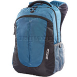 "American Tourister Buzz 15.6"" Laptop Backpack Sea Blue 51410"